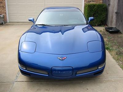 02 EB Z06 Corvette
