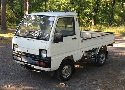 1990 Mitsubishi Mini Truck