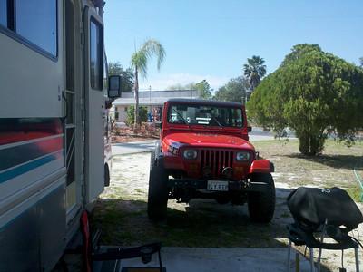 Kissimmee South RV Resort, Davenport, FL