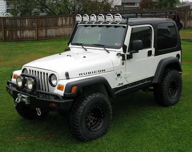 2005 Jeep Rubicon