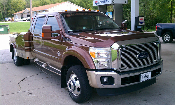 2012 Ford F450 Truck
