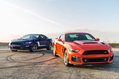 2015+ Mustang