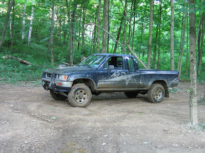 93 Toyota Pickup