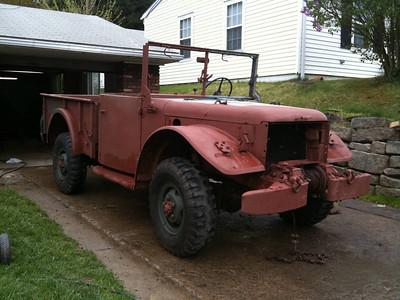 Aarons M37 Power Wagon
