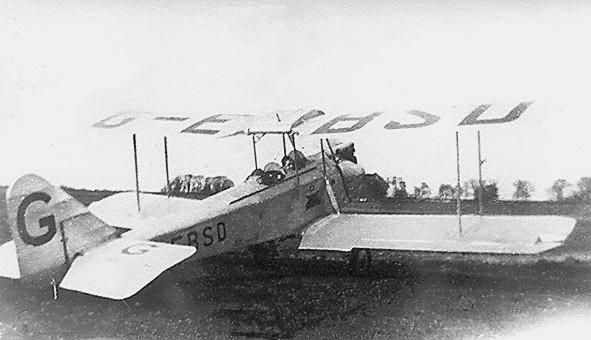 <font size=3><u> - Avro Avian - </u></font> (BS0246)  see BS0245