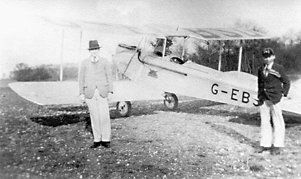 <font size=3><u> - Avro Avian - </u></font> (BS0247)  see BS0245