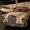 Emirates National Auto Museum, 1967 Mercedes SE280