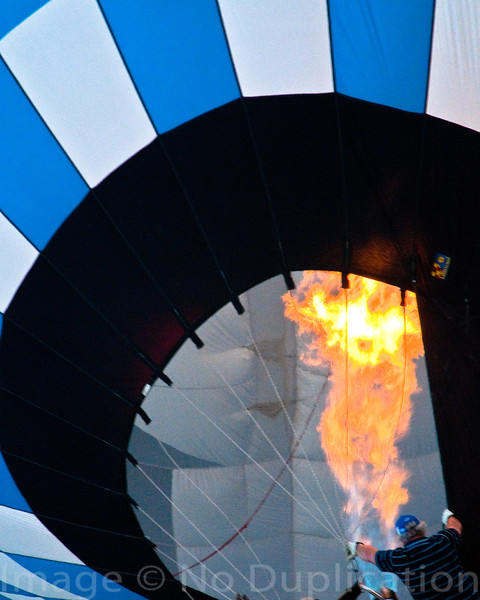 Hot Air Rising - 2010<br /> (4x5)