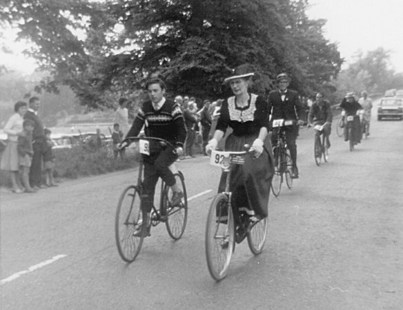 <font size=3><u> - Veteran Cycle Rally - 1964 - </u></font> (BS0128)