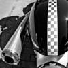 Triumph  Thruxton 900 - back