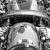 Royal Enfield - saddle