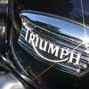Triumph Thruxton 900 - detail