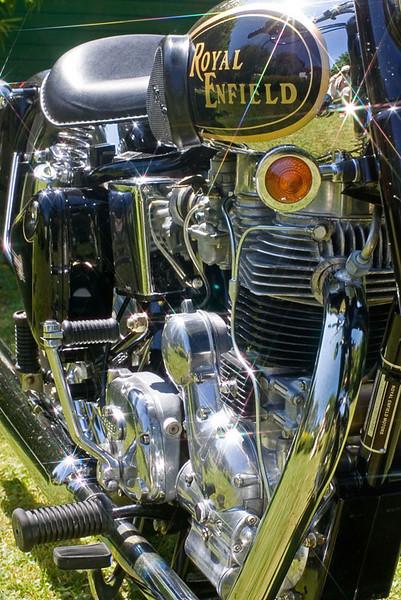 Royal Enfield - engine