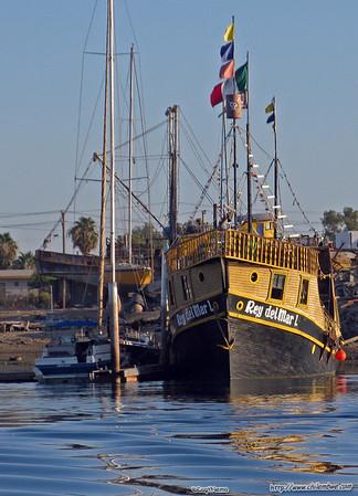 REy Del Mar Puerto Penasco, Mexico.