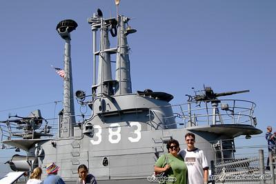 SanFrancisco submarine