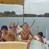 Judy Browne, Neal Browne, Jeff, Janiece, and Tony Browne