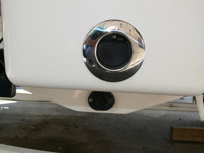 SX210 Scupper Install