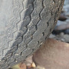 Right side tire.