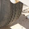 Left side tire.