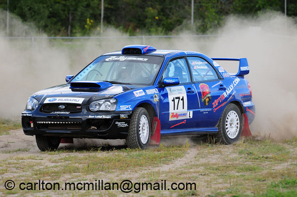 Ojibwe Forests Rally 2009