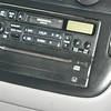 AM/FM radio with 6 AM presets and 12 FM presets. CD player, cassette player. 4 speakers. The two front speakers have been replaced in the past couple of years because the old ones wore out.