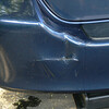 More bumper damage.