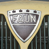 Faun lorry (detail)