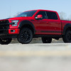 ROUSH F-150 SC is capable of 600 horsepower with the ROUSH R2300 TVS supercharger.