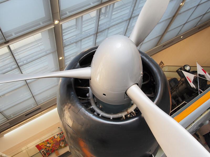 Zero's propeller