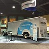 ROUSH CleanTech Ford F-750 equipped with a propane autogas fuel system.