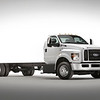 Ford F-750 Chassis Cab. In 2016, ROUSH CleanTech has developed a propane autogas fuel system for the Ford F-750 chassis that costs less than similar diesel counterparts. Operating up to 33,000 GVWR, the model was created in response to the growing demand for an autogas-fueled medium-duty chassis for bobtail applications, cylinder delivery trucks, and larger tank setters and box trucks.