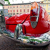 Historical car Alfa Romeo (3)