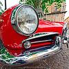 Historical car Alfa Romeo (2)