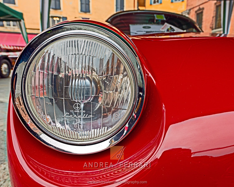 Historical car Lancia Appia Zagato GTE 1960