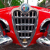 Historical car Alfa Romeo (1)