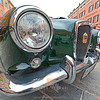Historical car Lancia Aurelia B 24 S America 1958 (2)