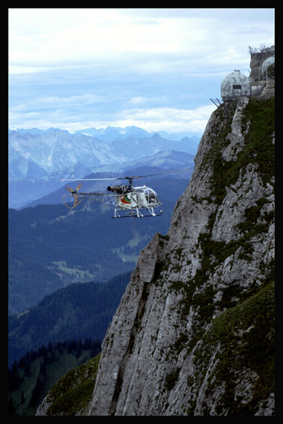 Mount Pilatus, Switzerland.