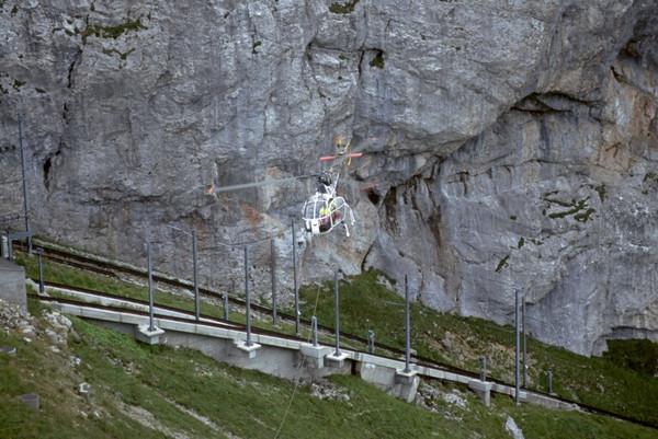 Mount Pilatus, Switzerland.
