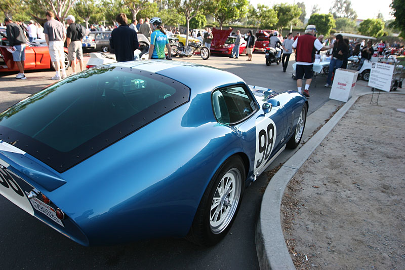 Carol Shelby Daytona. One of my all time favorite cars.