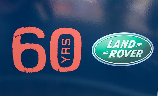60th Land Rover Anniversary