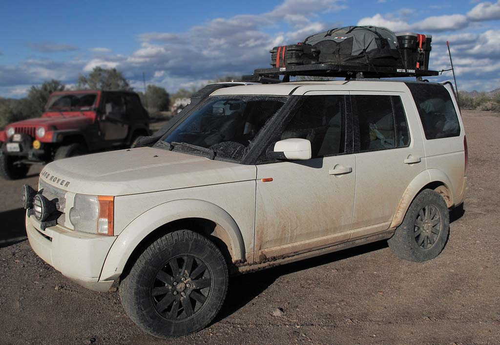 Thread: Help; Expedition Rack On LR3 Missing Mounting Hardware. Any  Alternatives Tried.