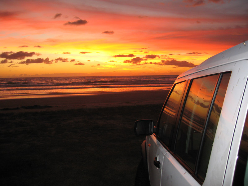 Sunrise-Tewah Beach QLD
