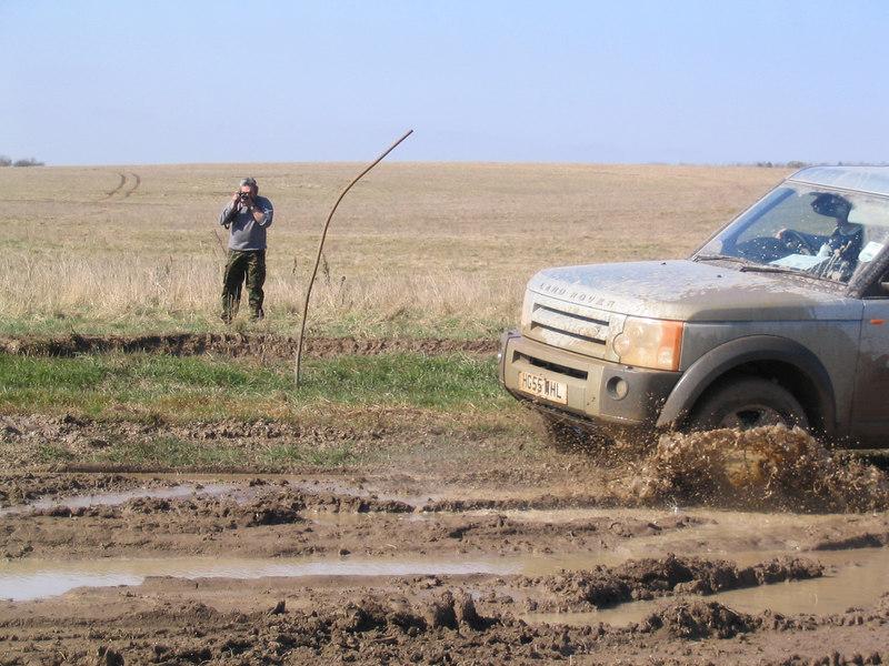 Artic Mud