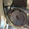 """Existing 6"""" door speakers were definitely past their prime, though sounded okay.  One of the two tweeters in the A-pillars was non-functional, and one of the 4"""" dash speakers was blown and vibrating."""