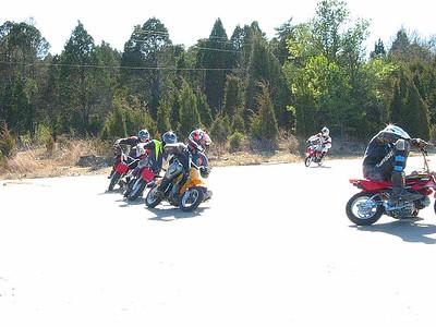 50cc Racing