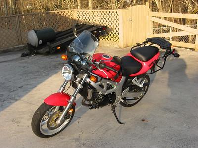 SV650 (SOLD)