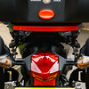 Honda NC750X DCT - modified mount for SHAD panniers