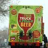 New Belgium Beer Truck