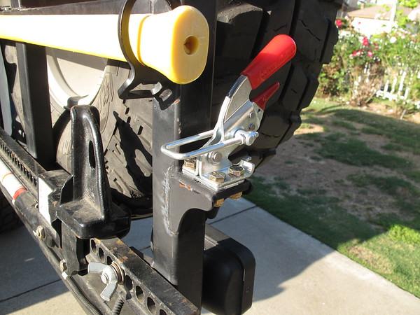 Hanson Tire Rack Mods