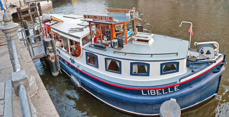 """""""Libelle"""" in Berlin on the Spree"""